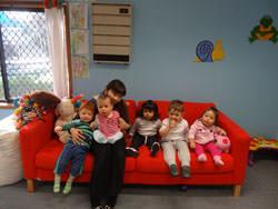 保育園ボランティア
