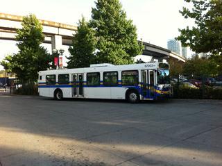 バンクーバー バス